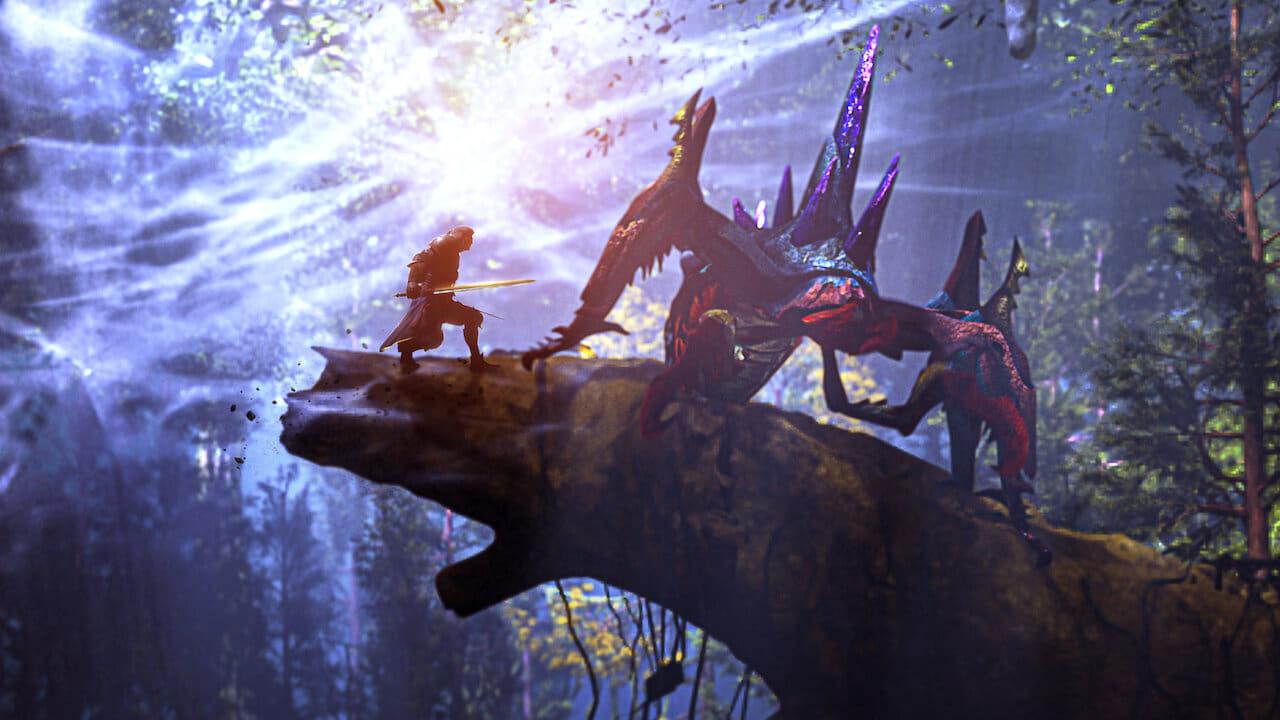 Película Monster Hunter: Leyendas del gremio en GNULA