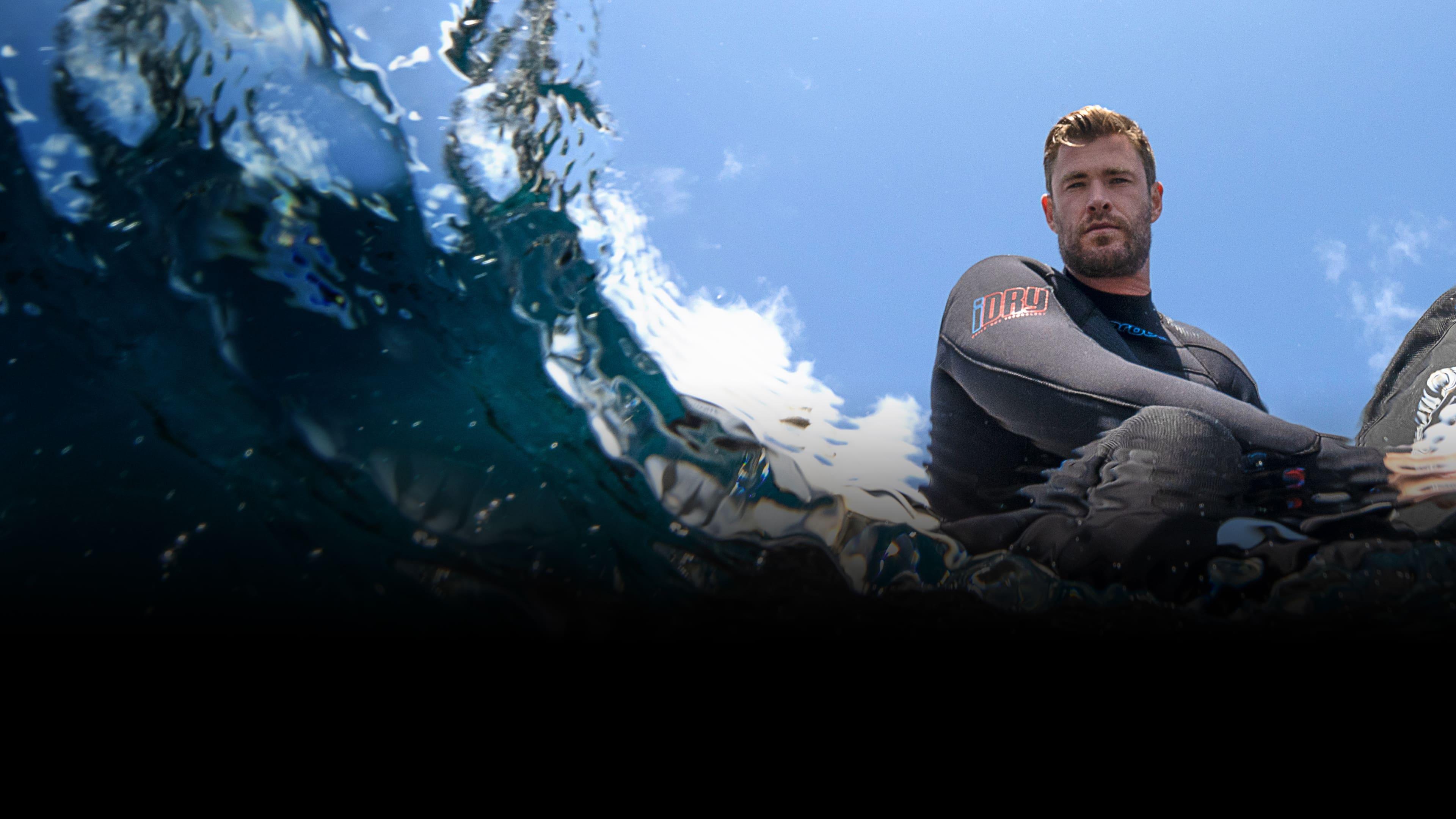 Película Chris Hemsworth: La playa de los tiburones en GNULA